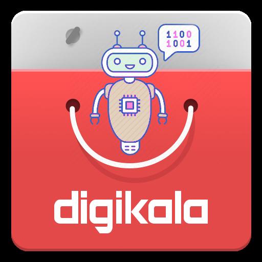 ربات سلر دیجی کالا